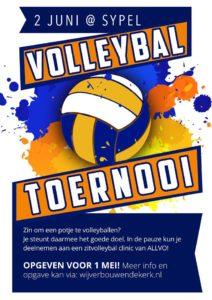 volleybaltoernooi Harderwijk
